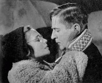 Una scena del film Luci d'Inverno