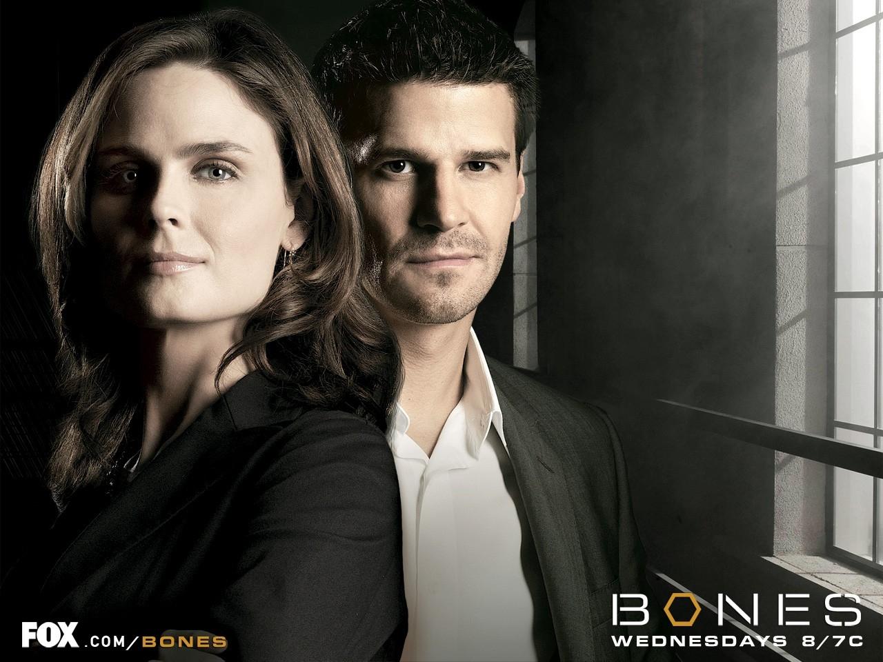 Wallpaper della serie Bones