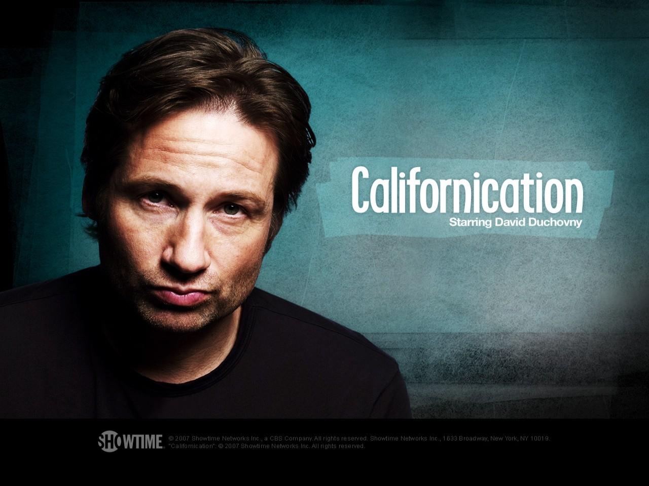 Wallpaper della serie Californication