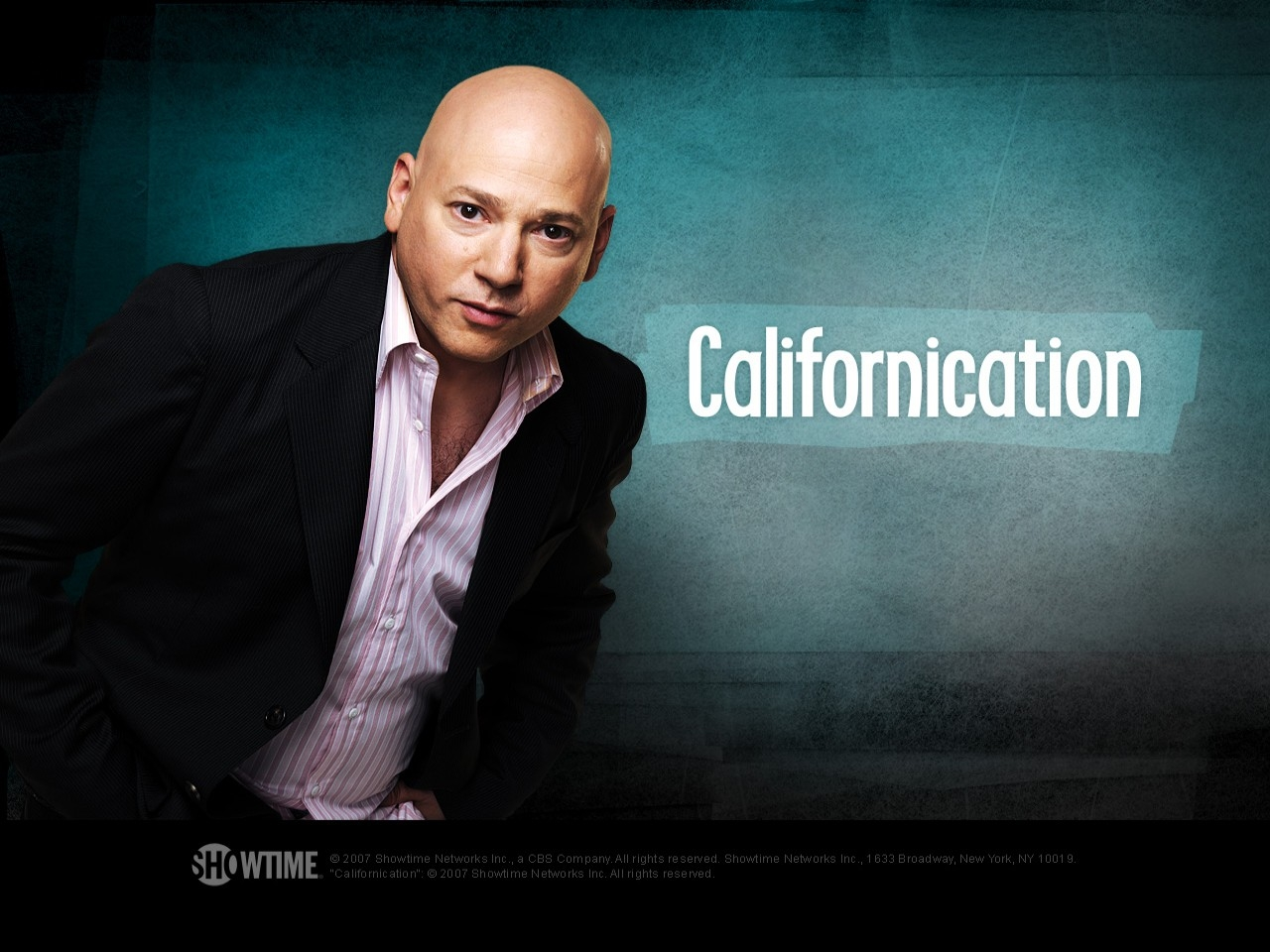Wallpaper della serie Californication, con Evan Handler