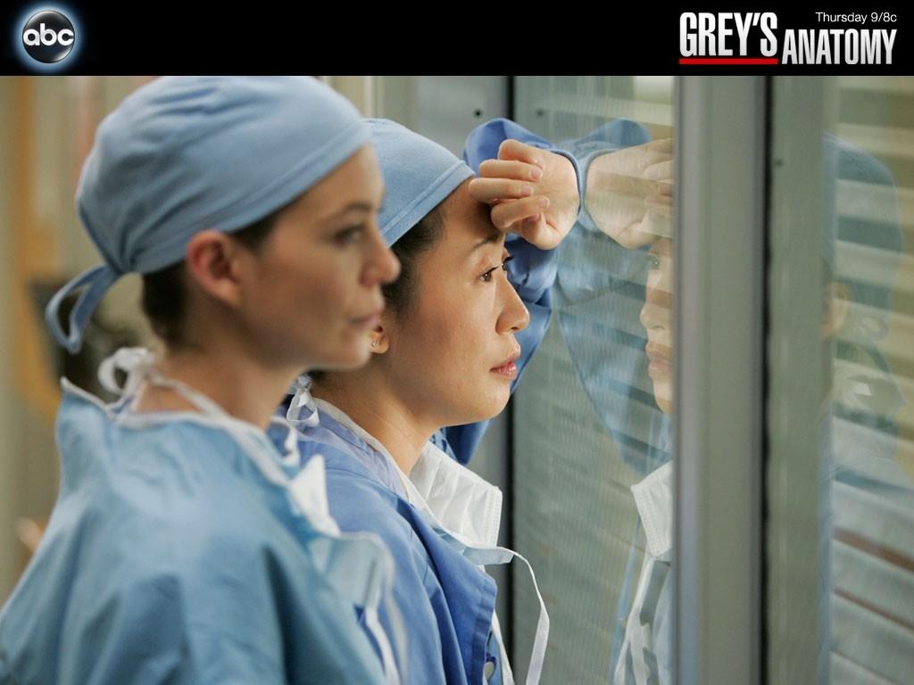 Wallpaper della serie tv Grey's Anatomy