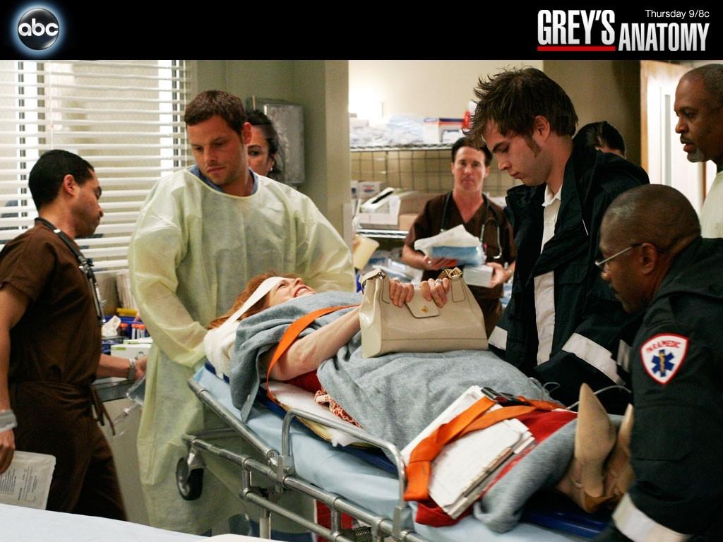 Un wallpaper per la serie tv Grey's Anatomy