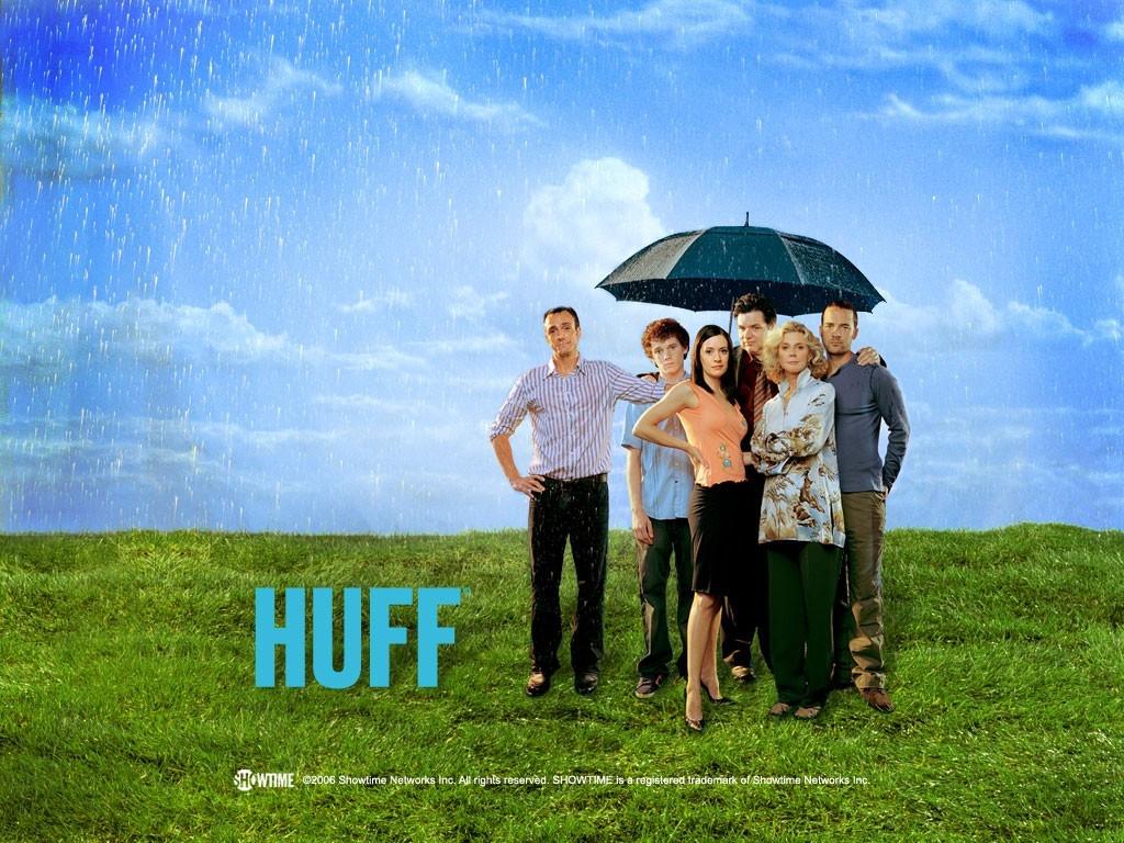 Wallpaper della serie Huff