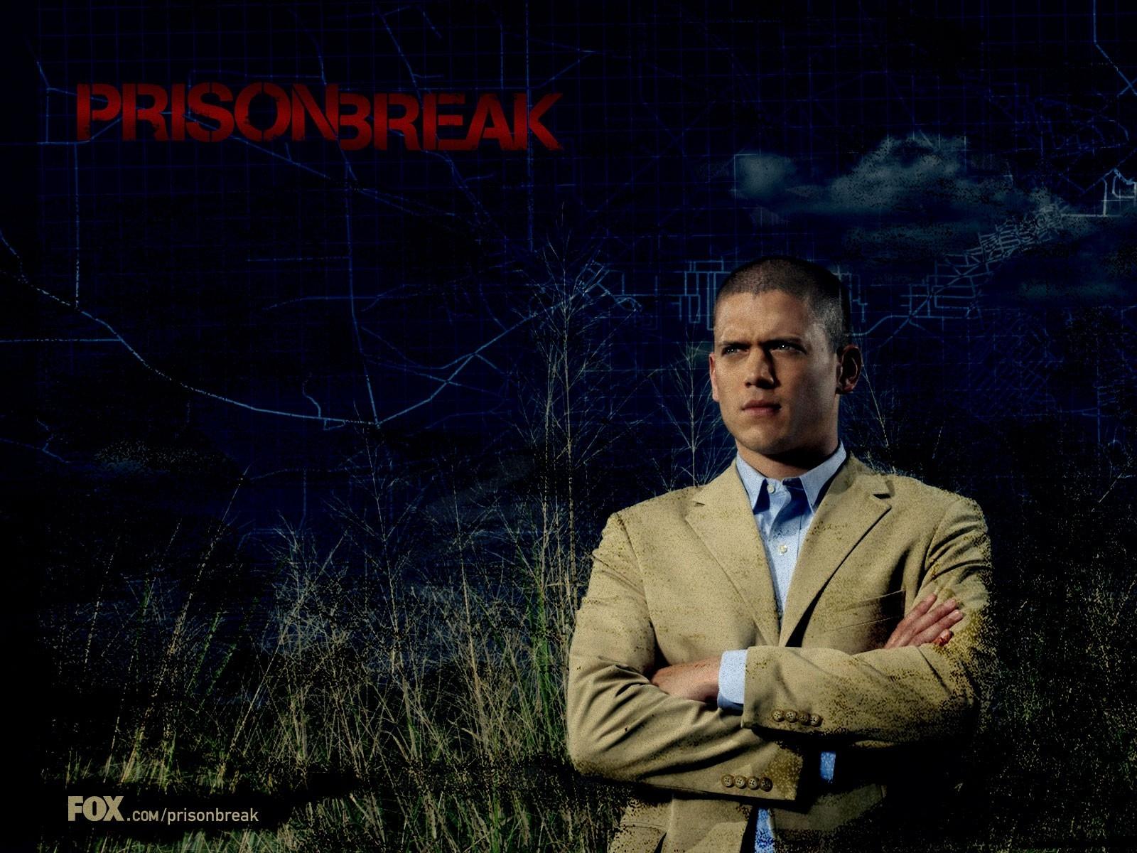 Wallpaper della serie Prison Break