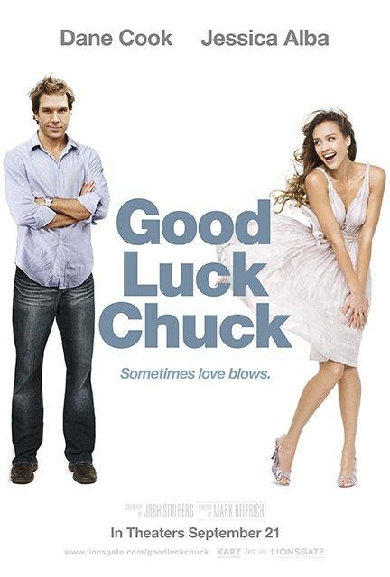 La locandina di Good Luck Chuck
