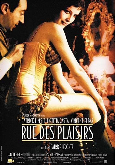 La locandina di Rue Des Plaisirs