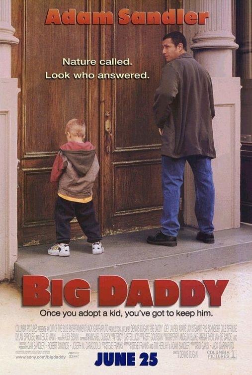 La locandina di Big Daddy