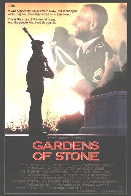 La locandina di Giardini di pietra