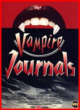 La locandina di Vampires Journals