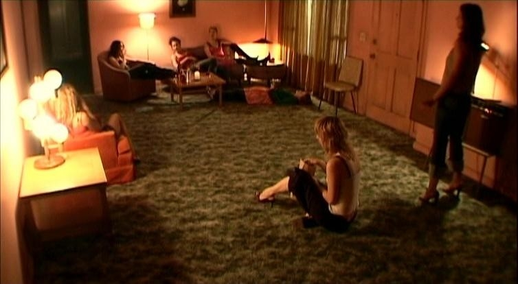 INLAND EMPIRE, una sequenza del film