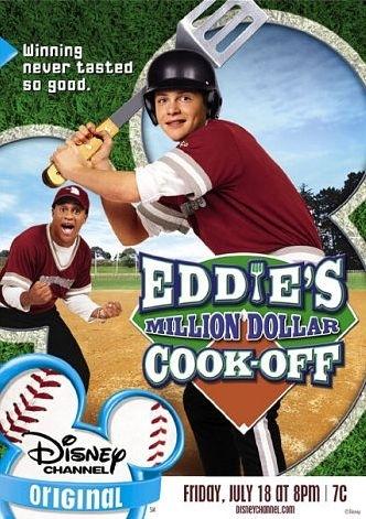 La locandina di Eddie e la gara di cucina da un milione di dollari