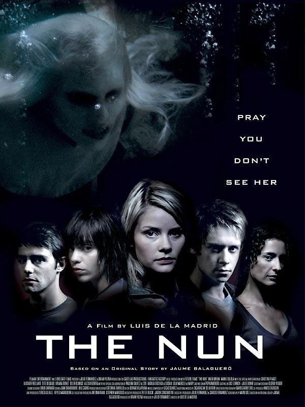 La locandina di The Nun
