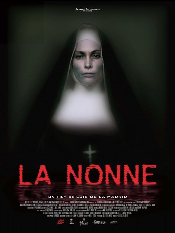 La locandina francese di THE NUN