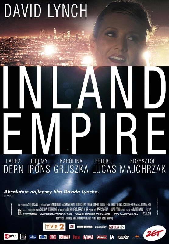 La locandina polacca di INLAND EMPIRE