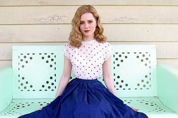 Alison Lohman in una scena del film Big Fish