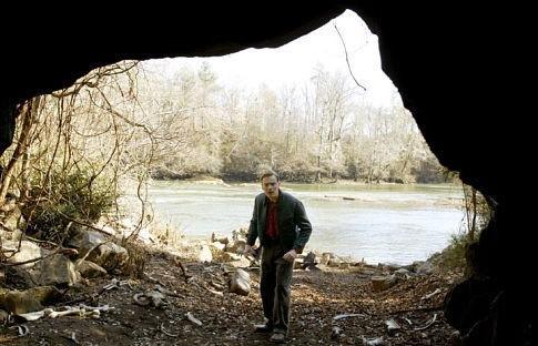 Ewan McGregor in una scena di Big Fish (2003), regia di Tim Burton