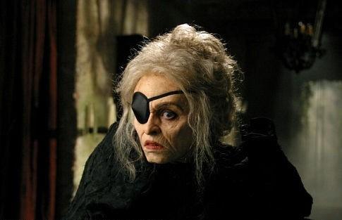 Helena Bonham Carter in una scena del film Big Fish