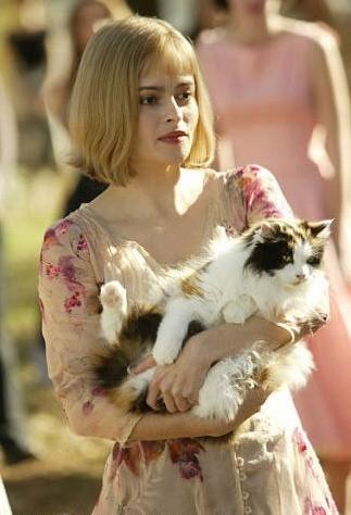 Helena Bonham Carter in una scena di BIG FISH