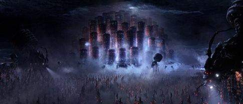 sequenza del film MATRIX REVOLUTIONS