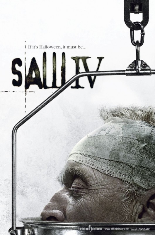 La locandina di Saw IV