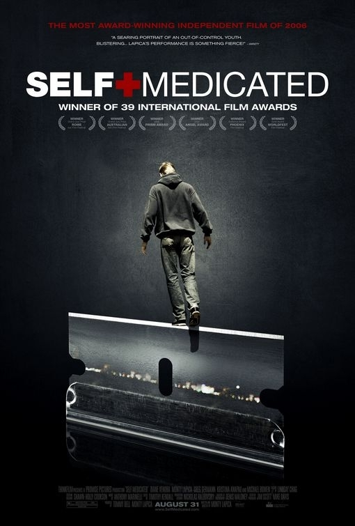 La locandina di Self Medicated