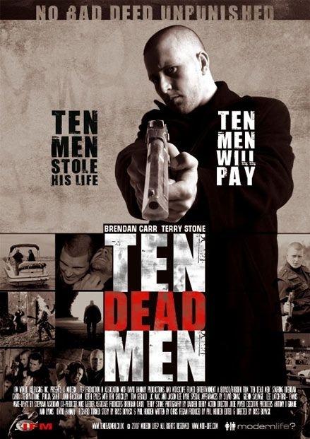 La locandina di Ten Dead Men