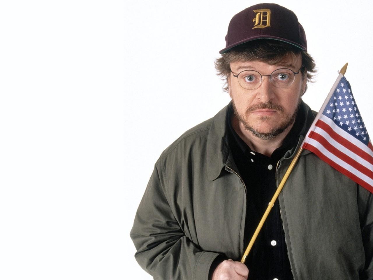 Wallpaper di Michael Moore