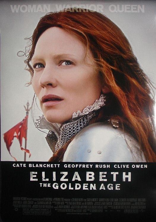 La locandina di Elizabeth: The Golden Age