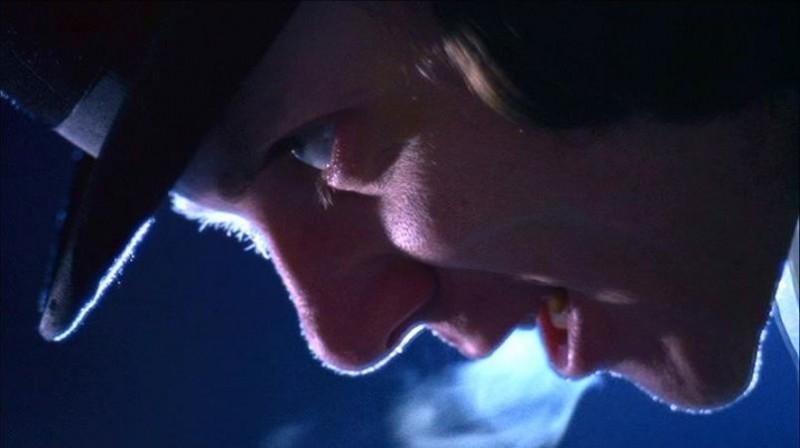 Malcolm McDowell è Alex De Large nel film ARANCIA MECCANICA