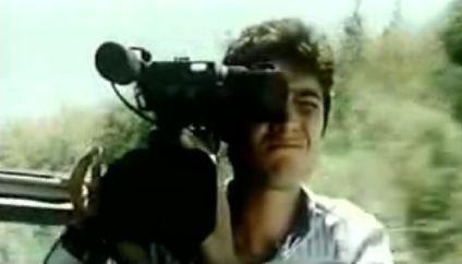 Una immagine di Riccardo Scamarcio in 'Prova a volare'