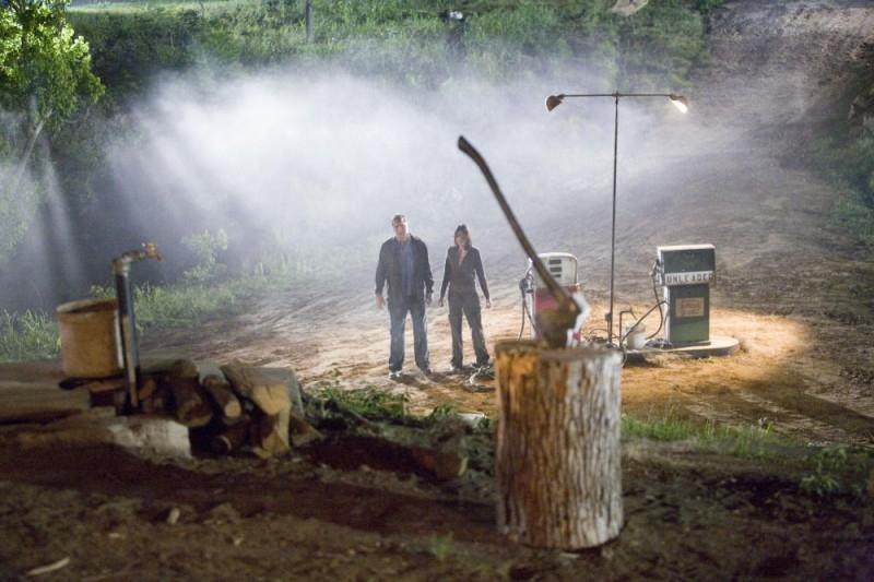 Immagine tratta da Planet Terror, episodio del double feature Grind House