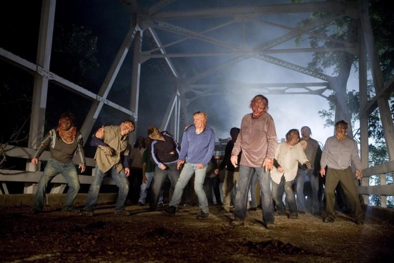 scena del film del film Planet Terror, episodio del double feature Grindhouse