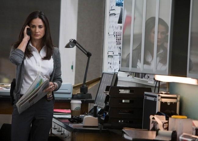 Demi Moore in una scena del film Mr. Brooks