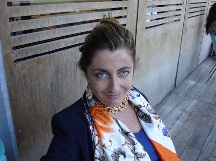 Francesca Reggiani in una scena del film Le ragioni dell'aragosta
