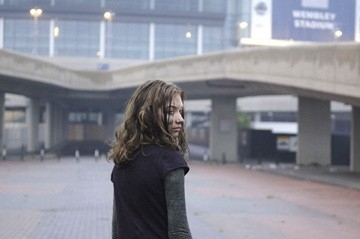 Imogen Poots  in una scena del film 28 Weeks Later