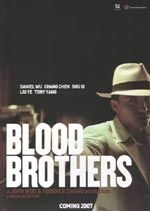 La locandina di Blood Brothers