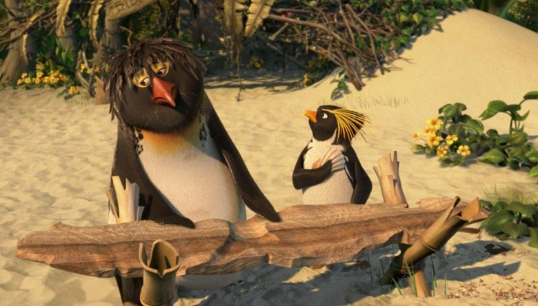 Un'immagine del film Surf's Up - I re delle onde