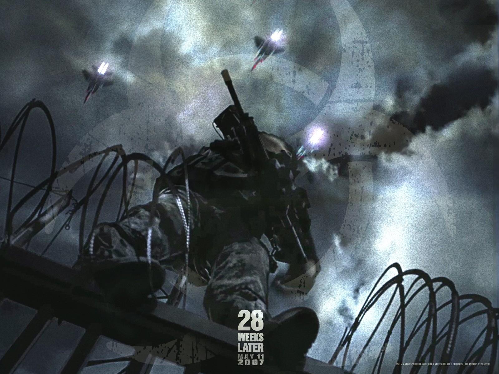 Wallpaper del film 28 settimane dopo