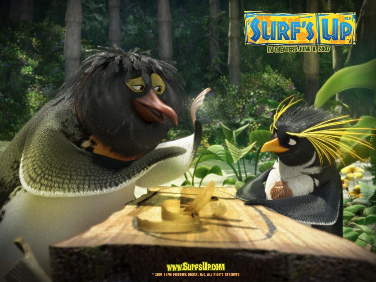 Wallpaper del film Surf's Up - I re delle onde