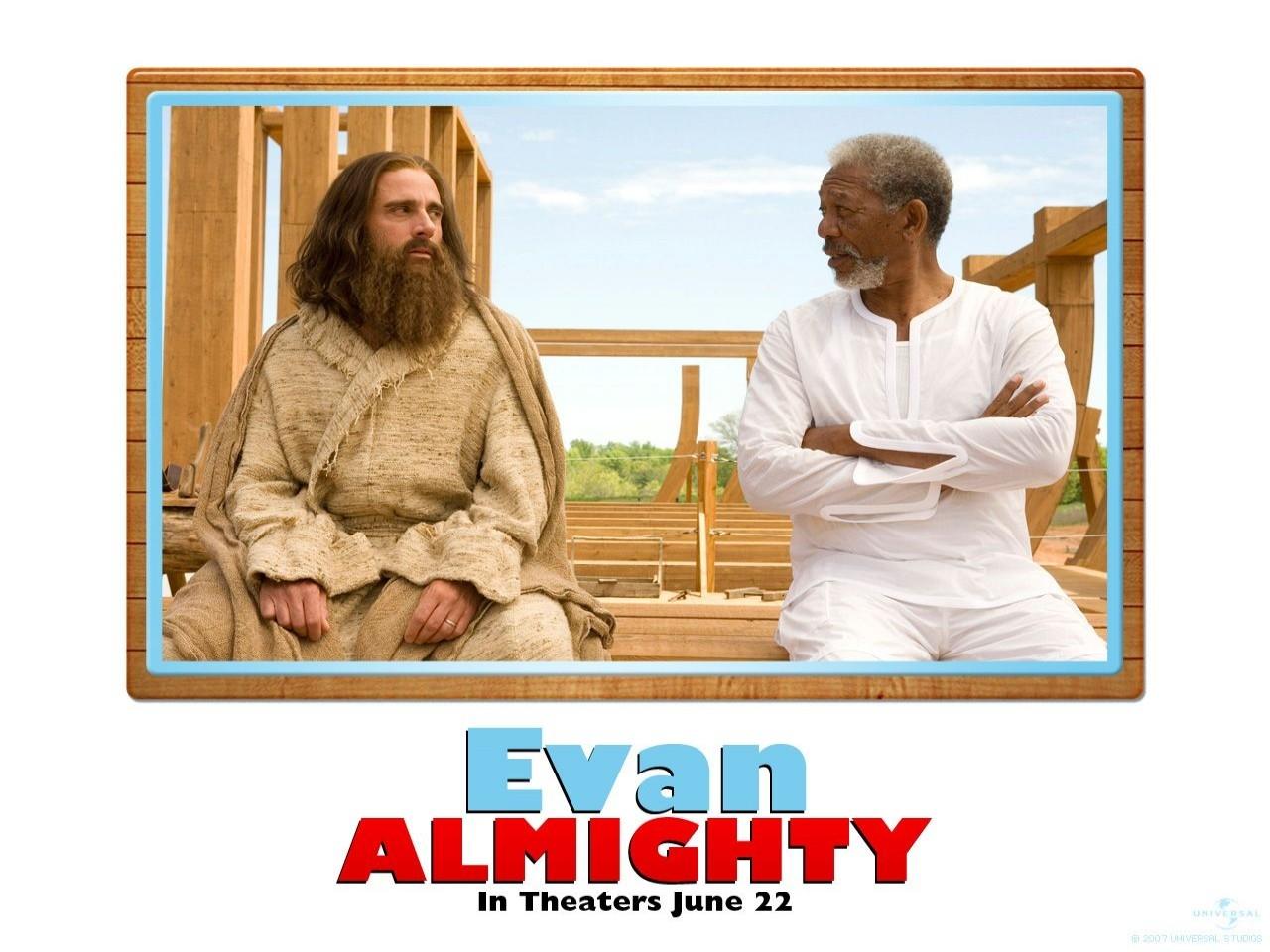 Wallpaper del film Un'impresa da Dio