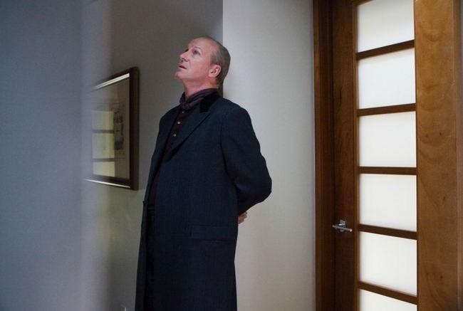 William Hurt in una immagine del film Mr. Brooks