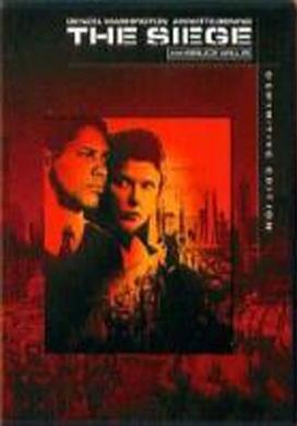 La copertina DVD di Attacco al potere - Definitive edition