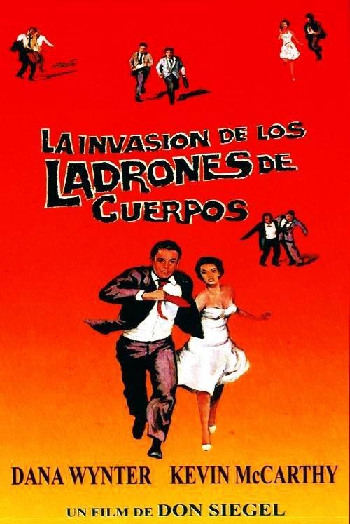 La locandina spagnola de L'INVASIONE DEGLI ULTRACORPI