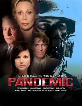 La locandina di Pandemic - Il virus della marea