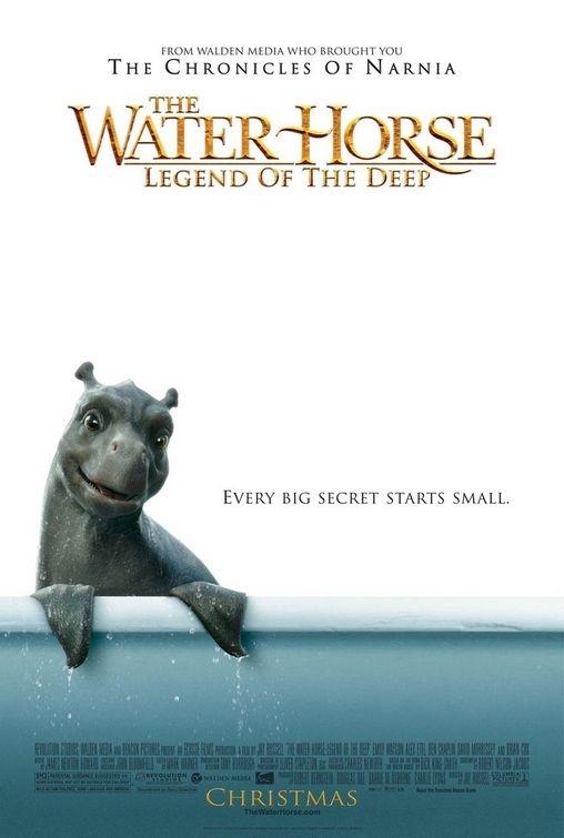 locandina di The Water Horse: Legend of the Deep