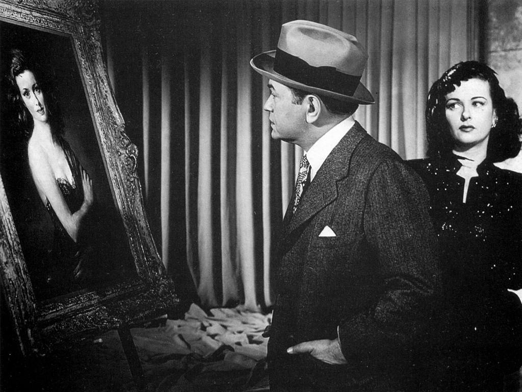 Wallpaper del film La donna del ritratto