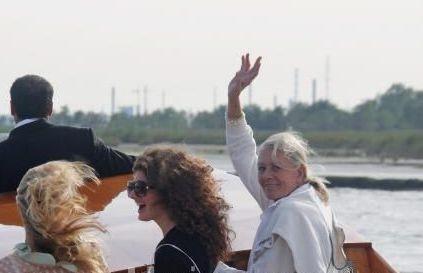 Vanessa Redgrave, tra i protagonisti di Espiazione, arriva al Lido con figlia e nipote