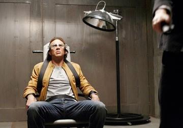 Nicolas Cage in un'immagine tratta dal film Next