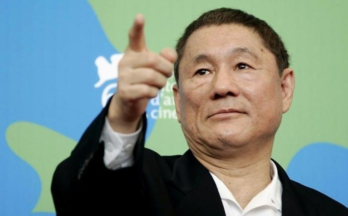 Takeshi Kitano presenta Glory to the Filmaker! a Venezia 64.