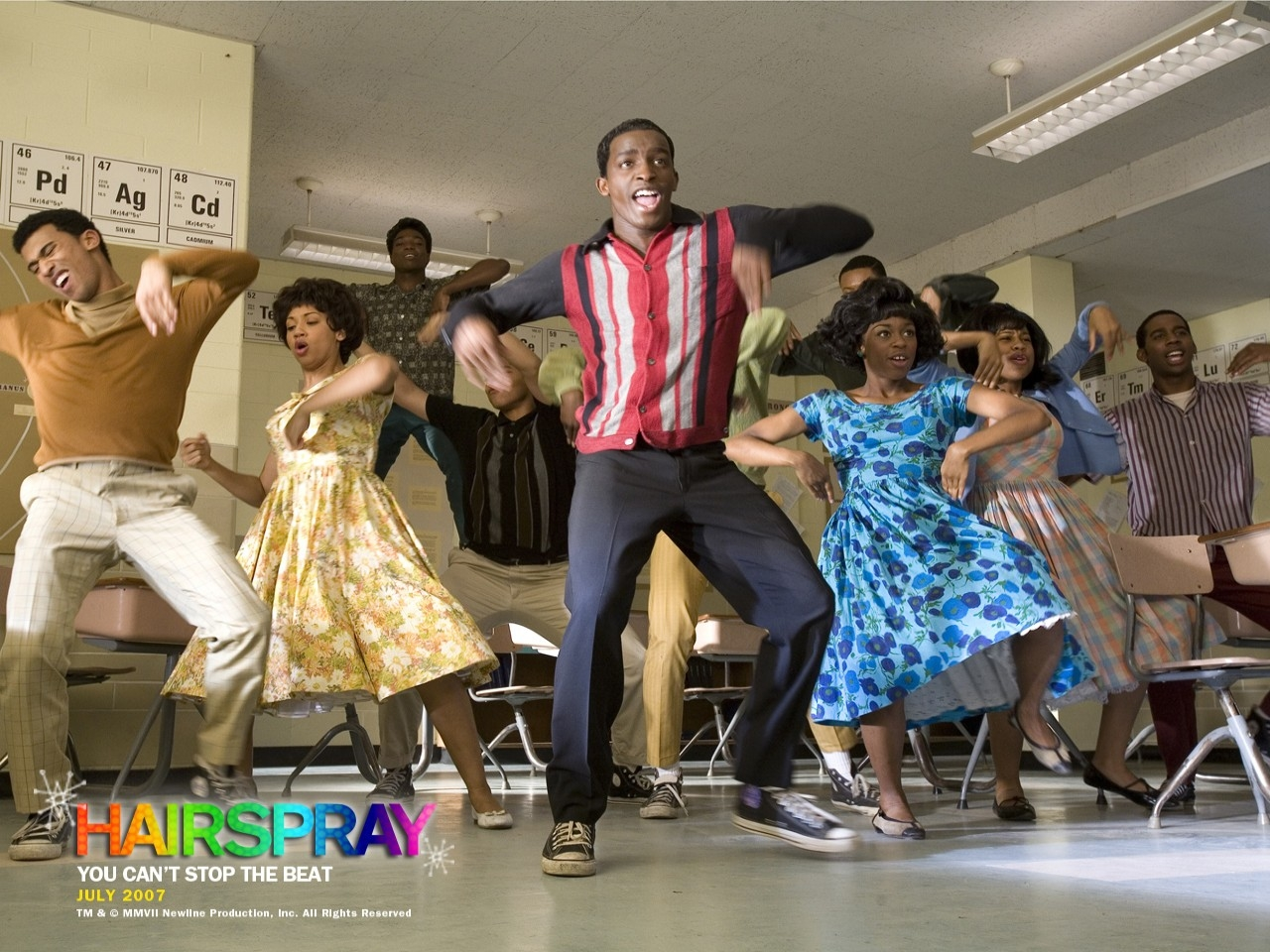 Wallpaper del film Hairspray